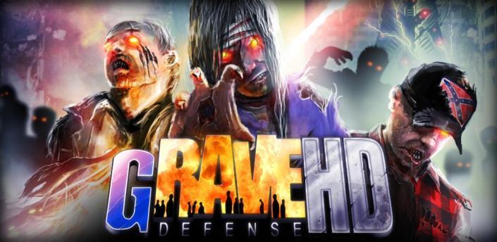 GRave Defense HD v1.4 : من أفضل ألعاب أندرويد الإستراتيجية