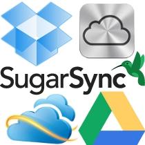تمتع بمزايا خدمة مشاركة ومزامنة الملفات السحابية الرائعة SugarSync
